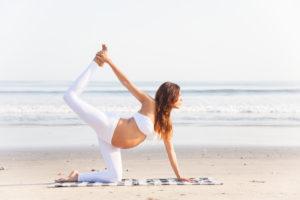activité enceinte yoga