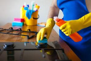 Dégraissant désinfectant multi-usage