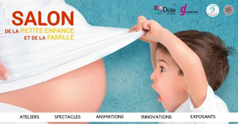 Salon Petite Enfance à Dole Expo