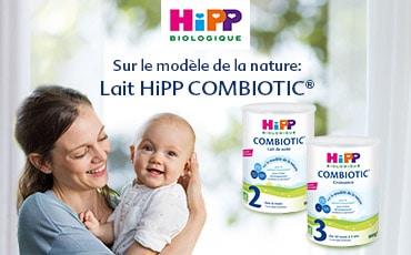 HiPP BIOLOGIQUE