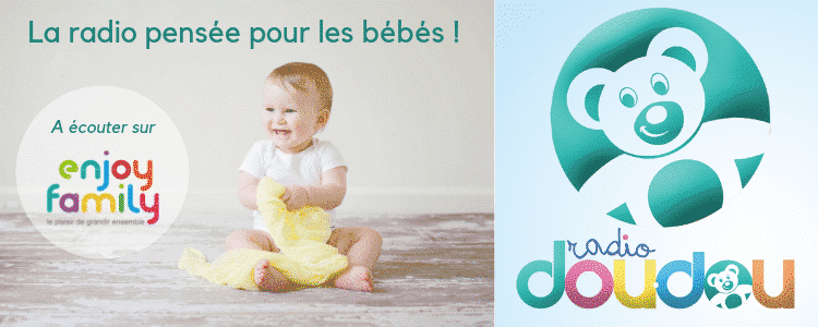 Radio Doudou sur enjoy family